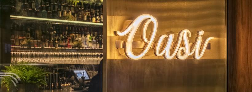 Bar Ristorante OASI,  Shenzhen Cina
