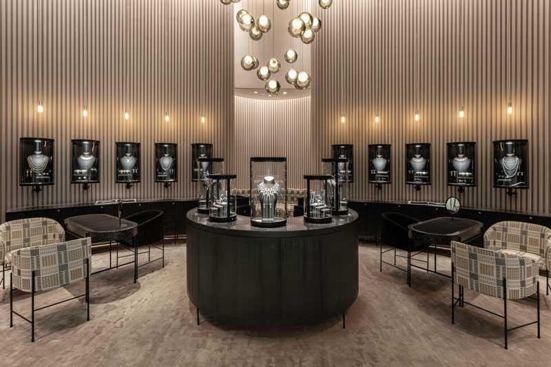 Atelier du Pont Progetto Gioielleria Burma Dubai Mall