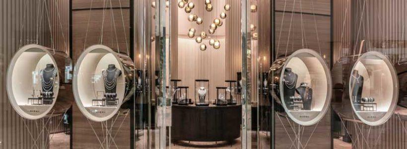 BURMA Jewelry Boutique, Dubai Mall.