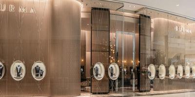 Gioielleria BURMA Dubai Mall.