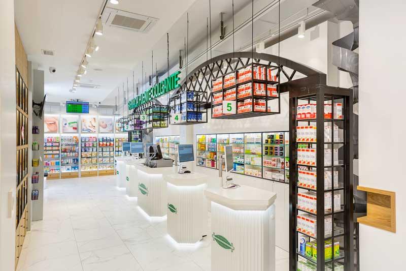 Puente Colgante Pharmacy Design by Marketing-Jazz