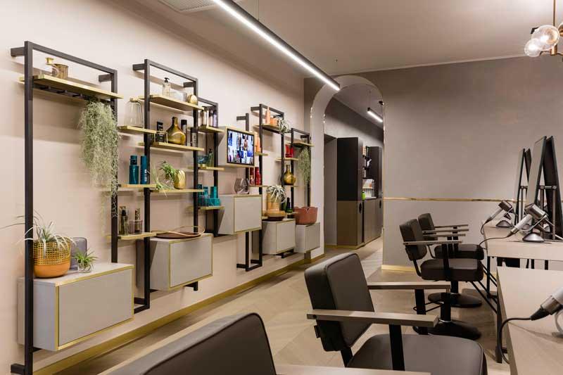 Salon TONI&GUY via Vincenzo Monti Milano