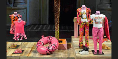 Young Versace lands in India