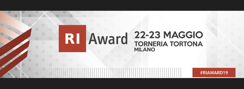 XII edizione del Retail Institute Award 2019