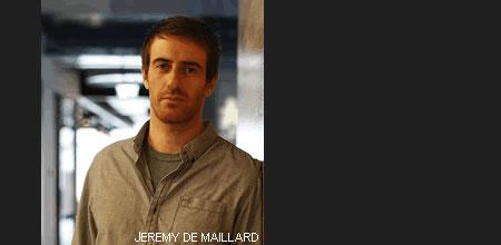 Jeremy De Maillard