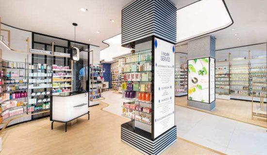 Farmacia SELLA Bergamo. Un'esperienza indimenticabile per restituire piacere all'acquisto.
