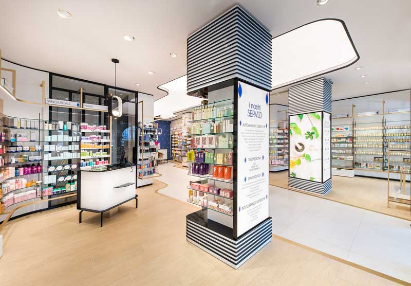 Amlab Sella pharmacy project