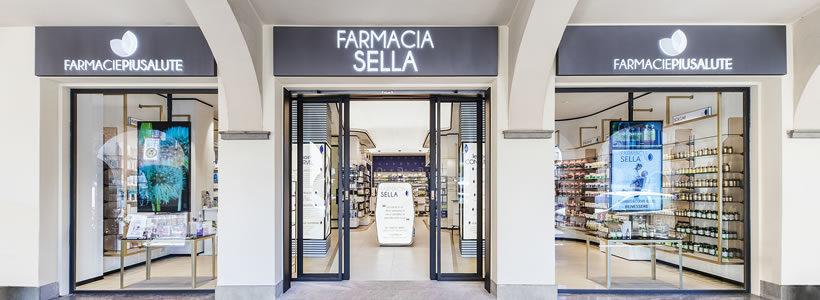 Sella Pharmacy Bergamo.