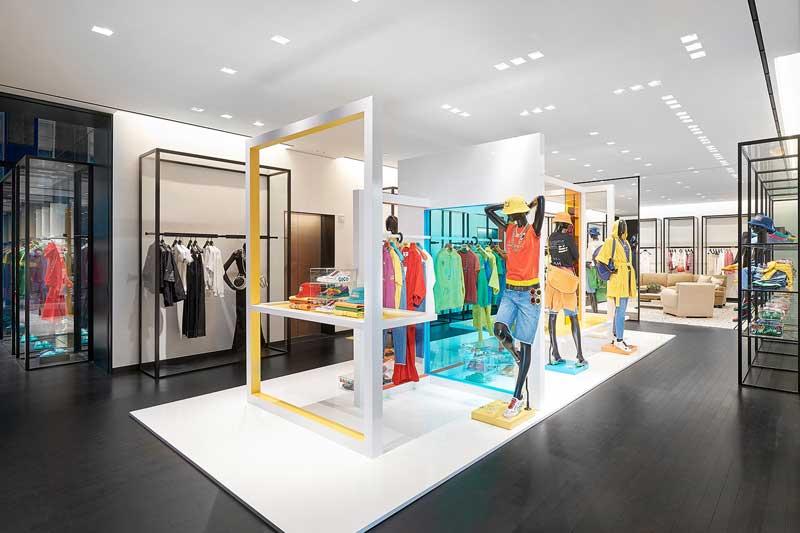 CHANEL ha aperto il suo primo flagship store a Seoul