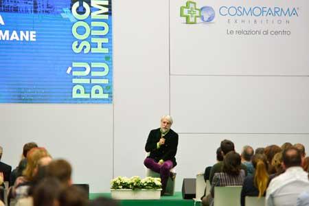 Cosmofarma Exhibition mondo della farmacia