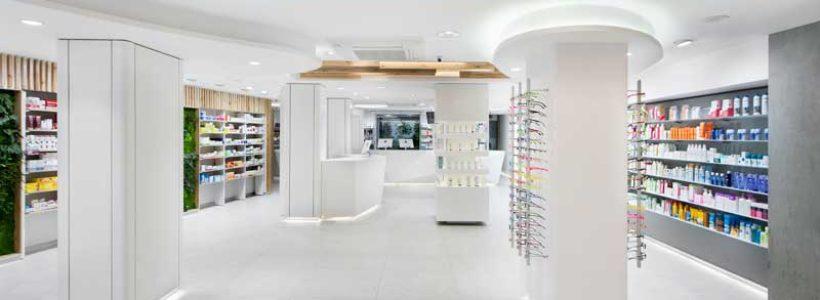 Pharmacy Beatriz Domenech Valencia.