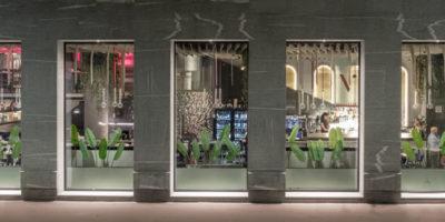 In the heart of Milan rises OTIVM, a 400 sqm restaurant.