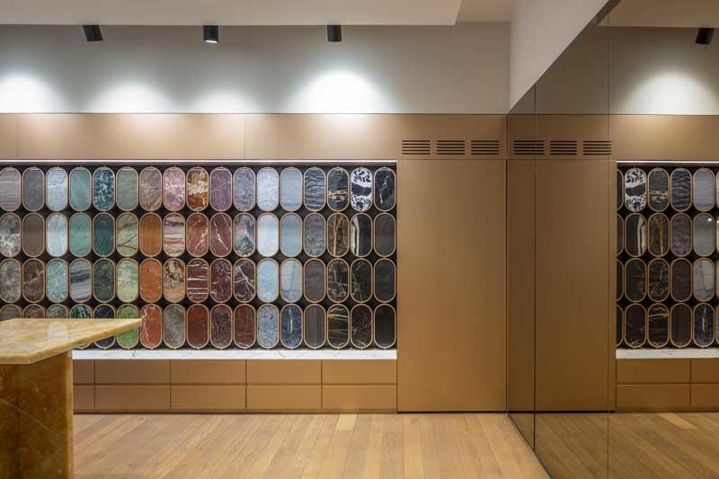 showroom Budri Milano