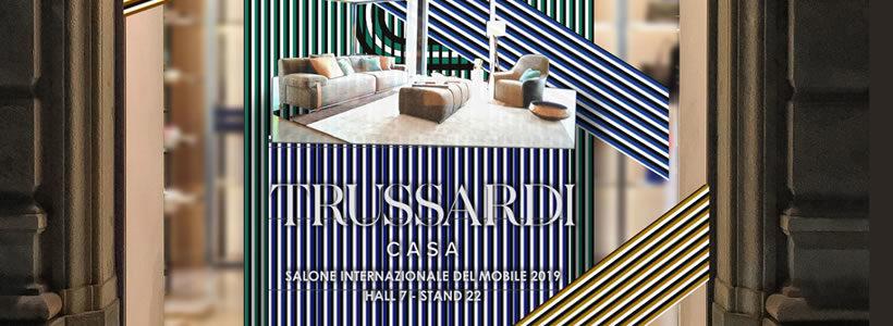 Soluzioni LG  per celebrare lo stile sofisticato di Trussardi Casa
