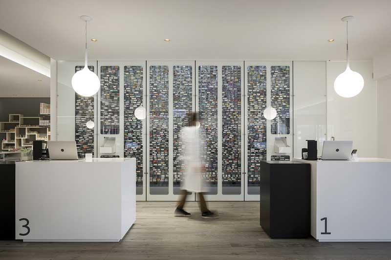Th.Kohl concept della farmacia del futuro