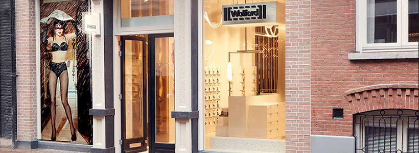 WOLFORD Concept Store, Amsterdam.