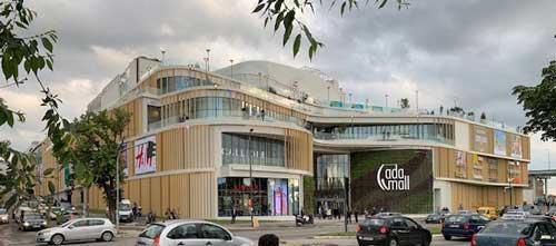 Ada Mall nuovo centro commerciale Belgrado