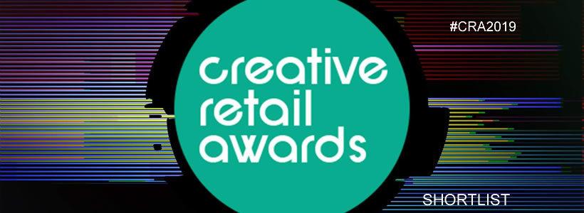 Creative Retail Awards Shortlist announced at RetailEXPO.