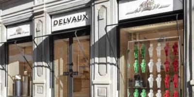 Delvaux apre la sua prima boutique a Roma.