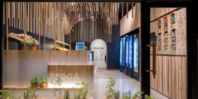 EFEEME Arquitectos signes the project for PICCA, a homemade pasta retail store