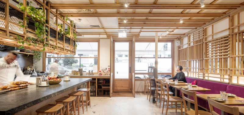 EL EQUIPO CREATIVO  restaurant design