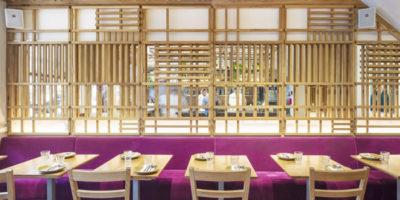 EL EQUIPO CREATIVO signs the interior design of Andina Notting Hill restaurant and cafè