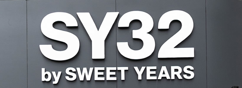SY32 by Sweet Years apre a un monomarca a Tokyo