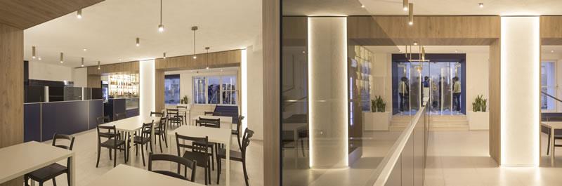 illuminazione decorativa Axolight per ristobar Sottosale