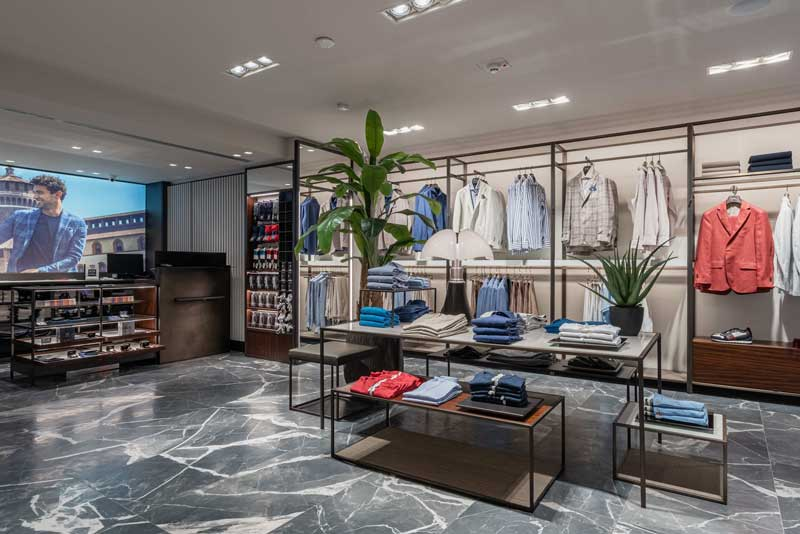Boggi Milano boutique Venezia