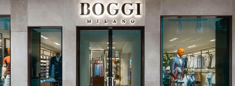 BOGGI MILANO apre una boutique a Venezia.
