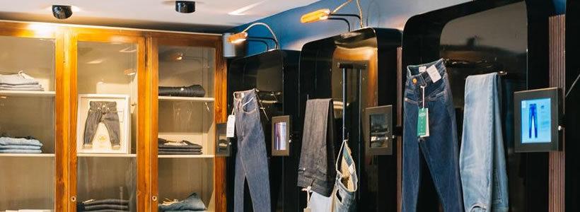 CANDIANI DENIM sceglie Milano per il suo primo negozio.