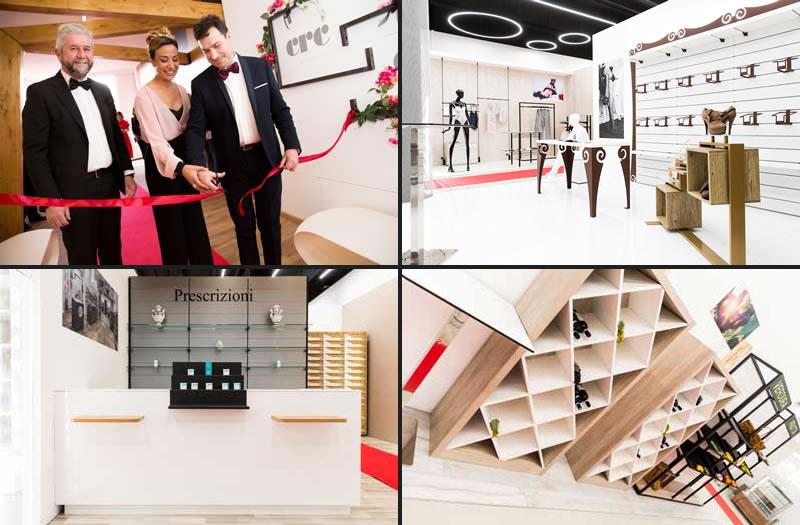 CRC Arredamenti inaugura un nuovo prestigioso showroom