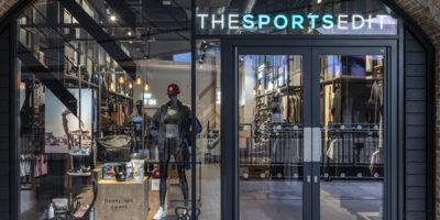 Design4Retail create Flagship Concept for The Sports Edit.