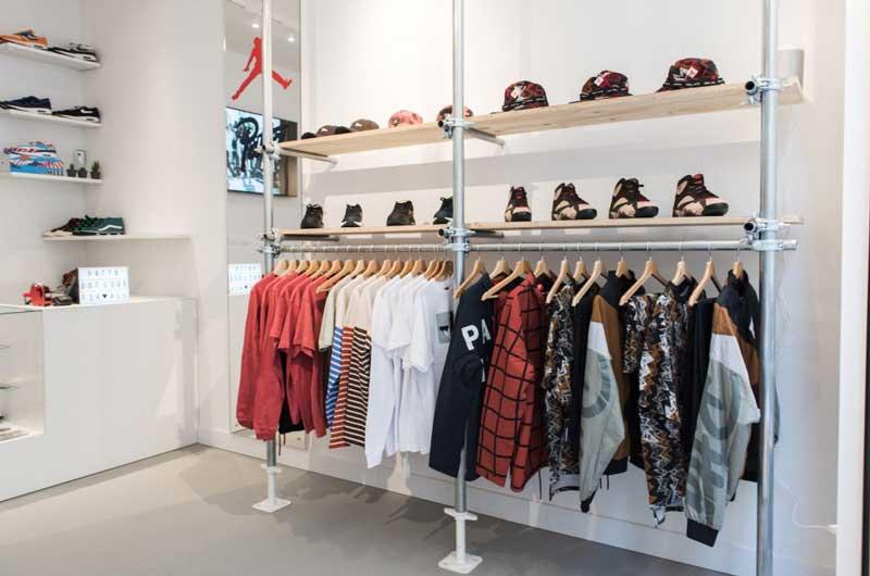 Patta flagship store Milano