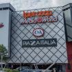 Galleria Borromea Shopping Center in crescita.