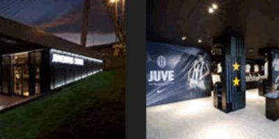 JUVENTUS Store, retail branding innovativo per il mondo del calcio.