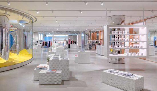 Kokaistudio realizza il concept store per Assemble by Réel.