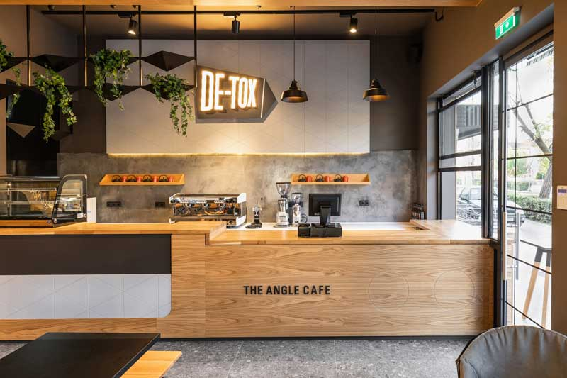 Lab4 Architects Caffetteria De-Tox