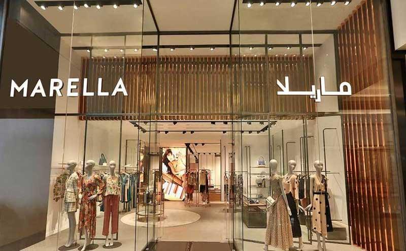 Marella boutique monomarca Dubai