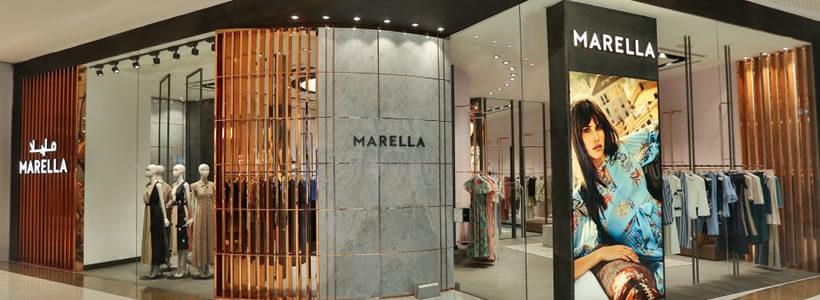 MARELLA apre due boutique monomarca a Dubai.