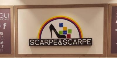 SCARPE&SCARPE apre presso lo Shopping Center Mondojuve di Vinovo