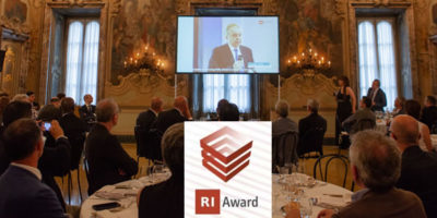 I vincitori del Retail Institute Award 2019.