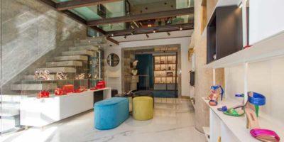 ALBANO sceglie Milano per inaugurare la sua quarta boutique in Italia.