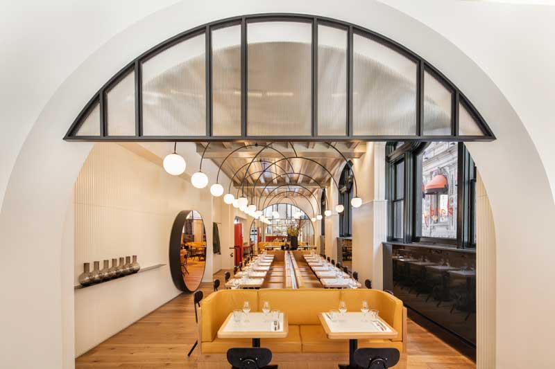 BlazysGérard designs the new Dandy restaurant
