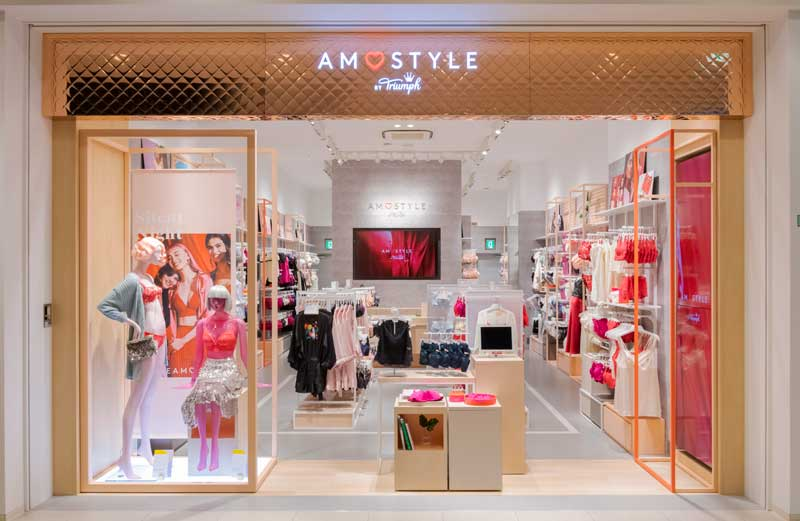 FutureBrand UXUS was commissioned to design a space for Amostyle