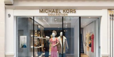 Boutique Michael Kors Old Bond Street, Londra.