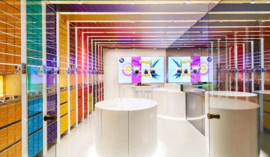 Concept Store NESTLE', Shanghai.