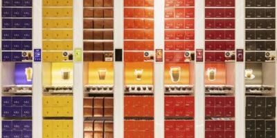 NESTLE'S Concept Store Shanghai.