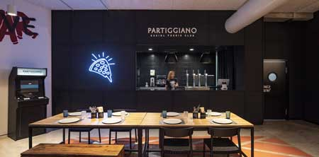 Partiggiano designed by CuldeSac™ Custom's