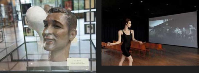 LA ROSA Mannequins conquista Getaria e il Museo Balenciaga.